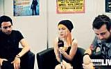 Nova Rock 2013: Paramore im Interview