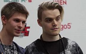 YouTube-Stars auf der Video Con 2016