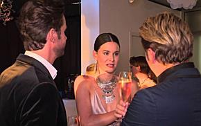 "Guerlain-Duftpräsentation ""La petite Robe noir Intense"""